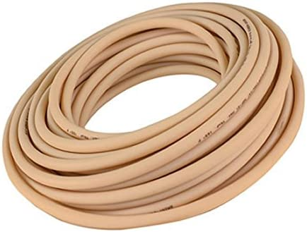 Soft shopping Beige Opaque Abrasion-Resistant Gum New item Rubber Air a Tubing for