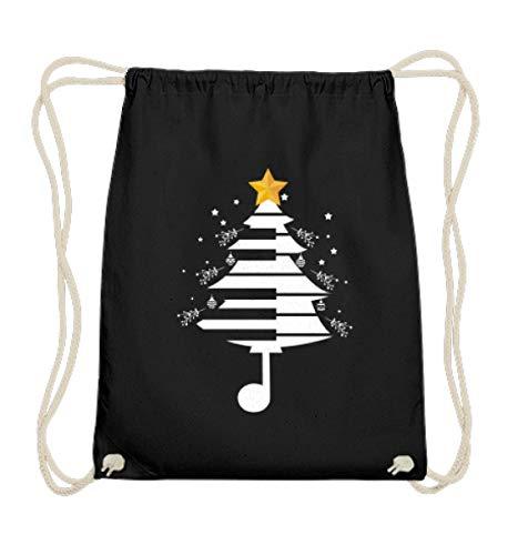 Chorchester De kerstboom voor piano muzikanten - katoen gymzak