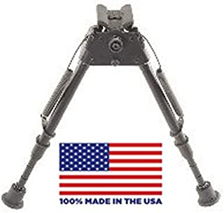 HBLMS Harris Bipod extends from 9