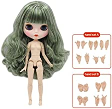 TREGIA ICY Factory Blyth Doll Nude 30Cm Customized Doll 1/6 Bjd Doll with Joint Body Hand Sets Ab As Gift Special Price Thing You Must Have Unique Gifts My Favourite 5T Superhero Girls LOL UNbox