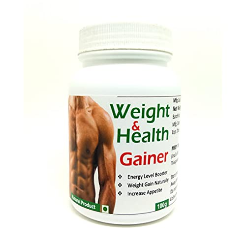 kiron Natural Ayurvedic Weight Gainer and Muscle Growth tablets for Men's Women's Unisex (30 Days Full Course, 100% Appetite 1-3 k.g Weight Gains)