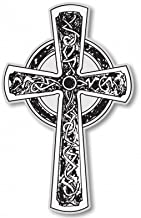 Old Celtic Cross Vinyl Sticker - SELECT SIZE