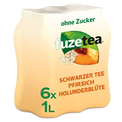 Fuze Tea Schwarzer Tee Pfirsich...