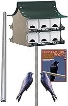 BestNest S&K 12 Room Purple Martin House Package