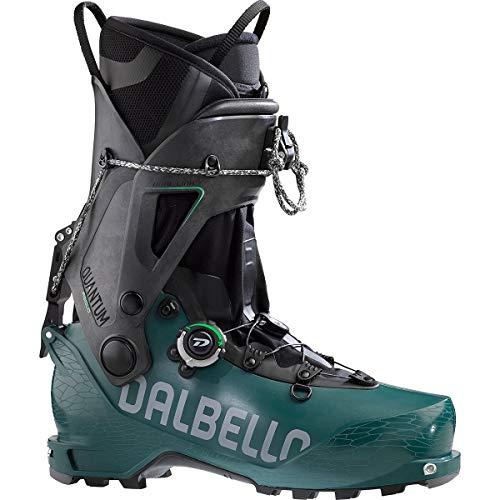 Dalbello Scarponi da scialpinismo Quantum Asolo, Green-Black, 28.5