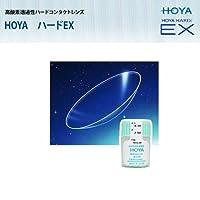 HOYA ハードEX ハード コンタクト レンズ 1瓶1枚入 【BC】7.50 【PWR】-3.75