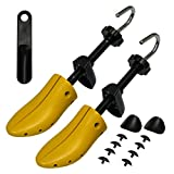 AMN Lifestyle Set Allargascarpe Taglia 36-42 (Paio) Tendiscarpe Professionale in Plastica ...