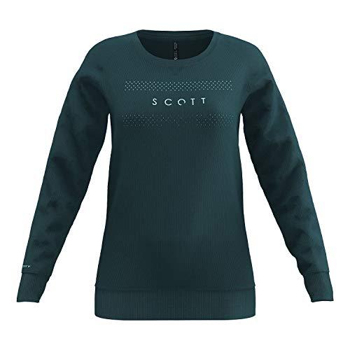 Scott Girls Pullover 10 Casual Blau Gr. M
