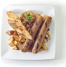 Field Roast Vegan Plant Based Smoked Apple Sage Sausage, 8 links per pack (Pack of 6)