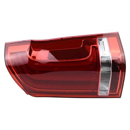 AKWH Luz trasera derecha luz trasera LED para Marco Polo Camper W447 Vito Box W447 4478200664 A4478200664