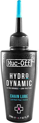 Muc Off Hydrodynamic Chain Lube 50 Milliliters Ultra Durable Low Friction Bike Chain Lubricant product image