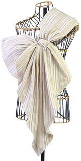 ベビースリング スリング しじら しじら織り だっこ紐 ファムベリー 出産祝い 抱っこひも 新生児 日本製 送料無料 百合 ベージュ