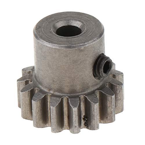 NON Sharplace 15T Dientes Motor Piñón Engranaje 3.175 mm para Traxxas Slash 4x4 HQ727 RC Coche