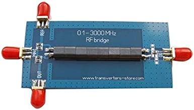 CloverUS RF SWR Reflection Bridge Board 0.1-3000 MHZ Antenna Analyzer VHF UHF VSWR Return Loss New