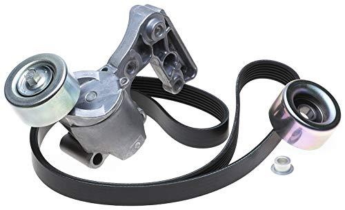 Gates 90K-38410 Complete Serpentine Belt Drive Component Kit