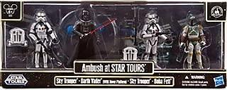 Star Wars: Ambush At Star Tours Action Figure Set