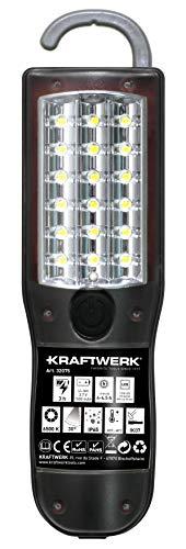 Kraftwerk 32075 KW LED-Akku-Handlampe 3.6 V Li-Ion