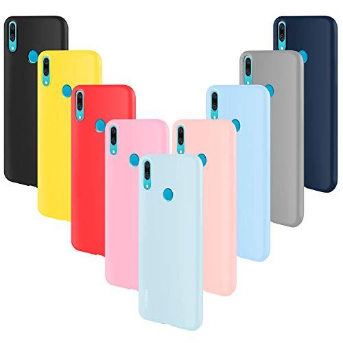 Funda Flip Cover iPhone 6 Varios Colores - via olimpya