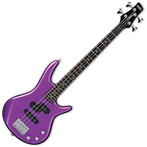 IBANEZ GIO miKro E-Bass 4 String - kurze Mensur - Metallic Purple (GSRM20-MPL)