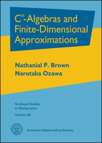 C*-Algebras and Finite-Dimensional Approximations (Graduate Studies in Mathematics)
