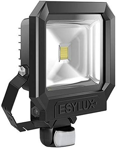 ESYLUX LED-Strahler SUNAFLTR3700850MDBK