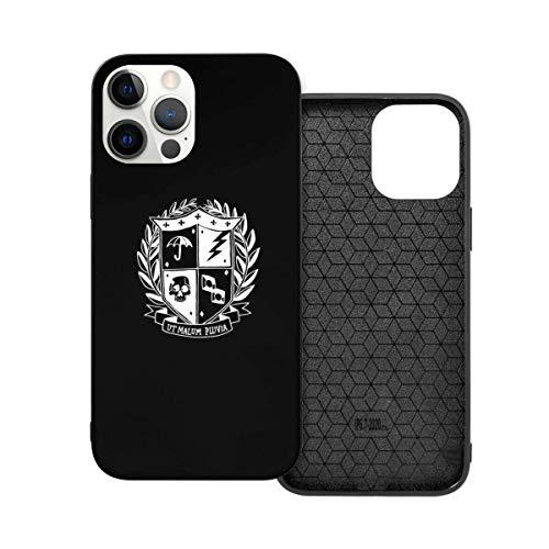 The Umbrella Academy Badge Anti- Arañazos Protective Cajas del Teléfono iPhone 12/11 Pro MAX 12 Mini SE X/XS MAX XR 8 7 6 6s Plus Funda