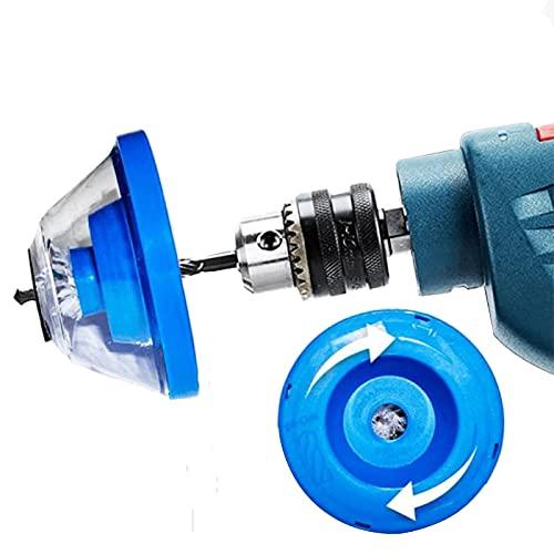 Polvo de perforación - Colector de polvo de perforación Aspiradora Dispositivo a prueba de polvo Herramienta eléctrica Accesorios para brocas