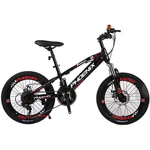 GOLDGOD 20 Pulgadas 21 Velocidades Bicicletas De Montaña para Niños, Velocidad Variable...