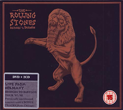 Rolling Stones - Bridges To Bremen (2 Cd+Dvd)