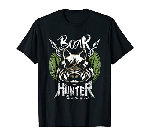 Hog Hunting Shirt Funny Boar Hunter Gift