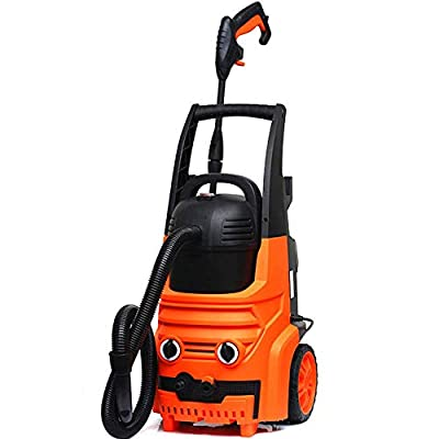 Portable High Pressure Washer Electric Car Pump Electric High Pressure Cleaner Waterproofing System Car Washing Machine For Home Garden, Car Washing Machine,D dljyy (Color : A) from Dljxx