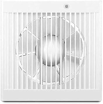 MU Nuevo Fan, Potente Extractor de Baño Extractor Ventilador Ventilador Fuerte Ventilador para la Ventana Inodoro Ventana Ventilación Ventiladores Fans de la Pared Del Conducto