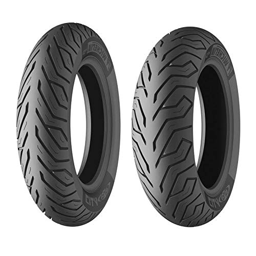 Coppia Pneumatici Gomme Michelin City Grip 110/70 16 52P 140/70 16 65P TL