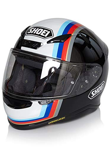 Shoei Helm NXR Recounter , TC-5 schwarz-weiß-rot matt, S