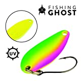 FISHINGGHOST Trout Spoon – Gallo, Gewicht: 2 Gramm, Länge: 2,8 cm, Forellenköder,...