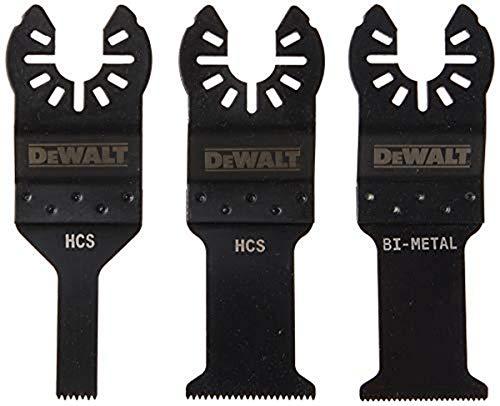 DEWALT Oscillating Tool Blades Set, 3-Piece (DWA4215)