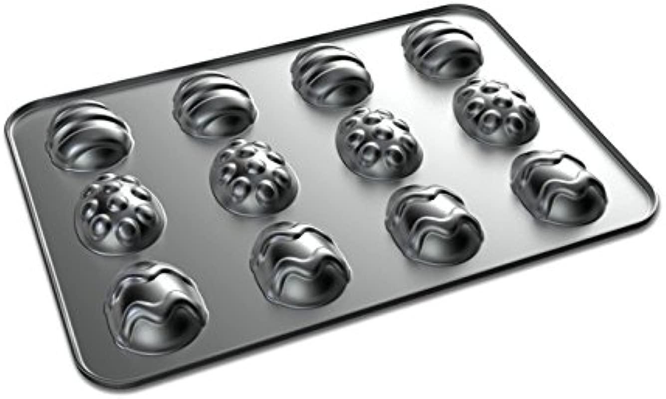 Nordic Ware 30142 Egg Whoopie Pan Metal