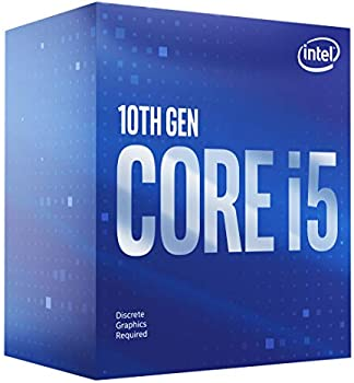 Intel Core i5-10400F Comet Lake 6-Core 2.9 GHz Desktop Processor