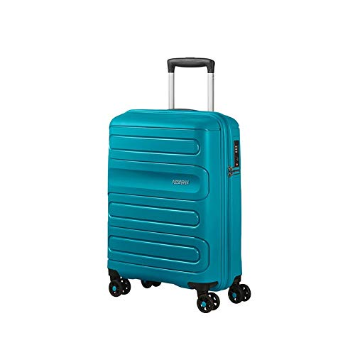 American Tourister Sunside Bagage Cabine 55 Centimeters 35 Turquoise (Teal)