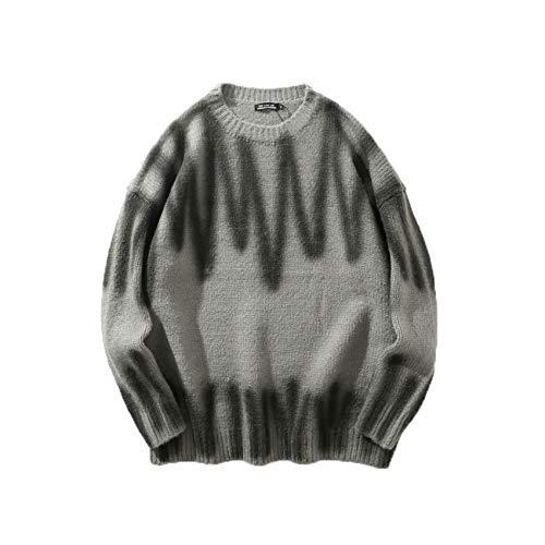 Herbst Und Winter Frauen Paar Hedging Strick Top Loose Sweater