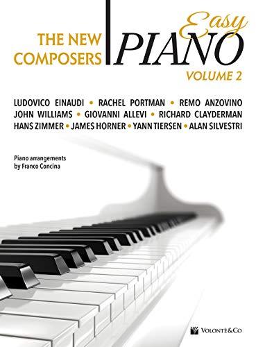 The new composers. Easy piano. Ediz. italiana (Vol. 2)