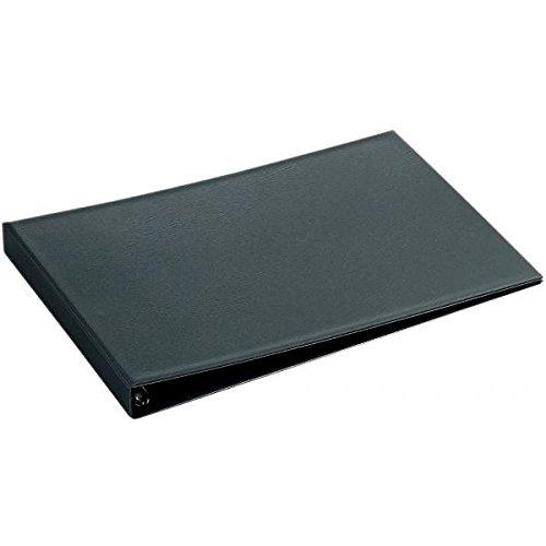 Rexel 11257491 Präsentationsringbücher Standard (A3, bis zu 250 Blatt) schwarz