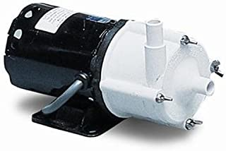Little Giant 581507 3-MDQX-SC Magnetic Drive Aquarium Pump, 1100 Gallons Per Hour