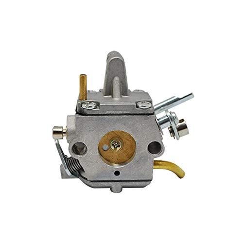 WANWU Carburador Carb Piezas de Repuesto para Motosierra Stihl FS400 FS450 FS480 SP400 SP450 SP451 SP481 Sustituye a ZAMA C1Q-S154