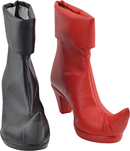 GSFDHDJS Cosplay Stiefel Schuhe for Batman Harley Quinn Unicorn