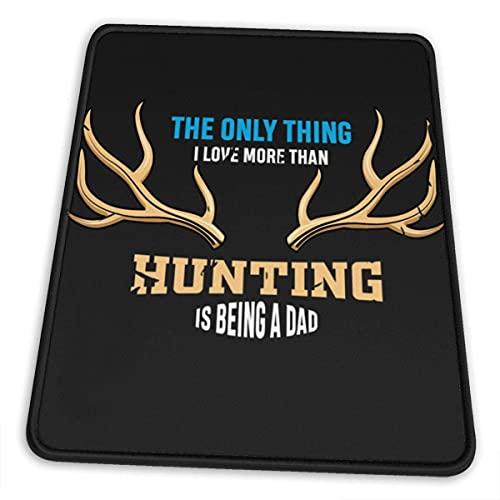 Hunter x Hunter Hombre Caza Papá Producto del día del padre Camiseta Dobladillo La alfombrilla de ratón Esports Accesorios de oficina Decoración de escritorio Alfombrilla de ratón de goma antideslizan
