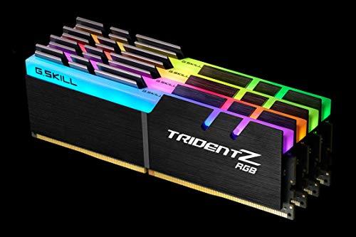 G.Skill Trident Z RGB módulo de - Memoria (32 GB, 4 x 8 GB, DDR4, 3600 MHz, UDIMM)