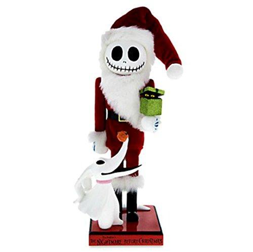 Disney Nightmare Before Christmas Jack Skellington Nutcracker Figure - 14'' H