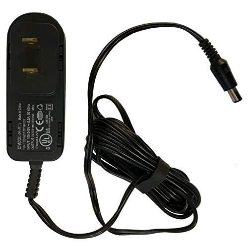UpBright 4.5V - 5V AC/DC Adapter Compatible with CAT 3.7V Rechargeable Battery LED Work Light WorkLights 962841 3.7 Volt CATwork CATLED RK-0421100 DC4.5V 4.5VDC - 5VDC Power Supply Charger (NOT 12V)