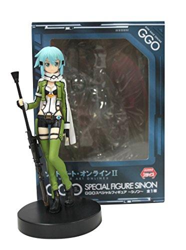 Sword Art Online II GGO Sinon PVC Figure